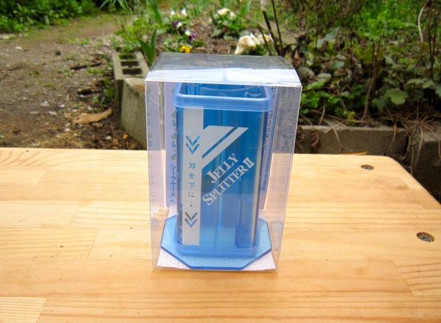 ゼリースプリッター(クワガタのエサの切断機)の販売