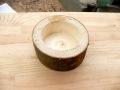 カブトムシの飼育に最適なエサ皿65g用1つ穴の販売