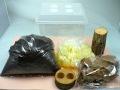カブトムシ飼育用品(ヒラタクワガタ、ノコギリクワガタ産卵兼用)フル装備セット
