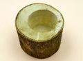 クワガタの単独飼育に最適な16g用エサ皿1個穴の販売