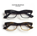 OLIVER PEOPLES/オリバーピープルズ /ARTIE-J/スクエアウェリントン/度付きメガネ/伊達メガネ