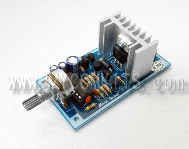 MK-510 最大15A!0%から100%まで制御!PWM方式DCモーターコントローラボード完成品