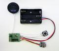 MK-142C MP3再生可能!組込み用超薄型ボイスプレーヤーボード完成品(スピーカー、USB、内蔵メモリ付き)