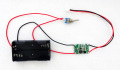 MK-505B 乾電池2本で5V/200mA出力!電池ボックスとスイッチ付きDC/DCコンバータ完成品