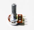MSC-105 国内では珍しい!基板実装用で標準サイズのボリューム(10KΩ、Aカーブ)