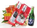藁焼き鰹たたき2節・吟醸酒「土佐しらぎく」セット