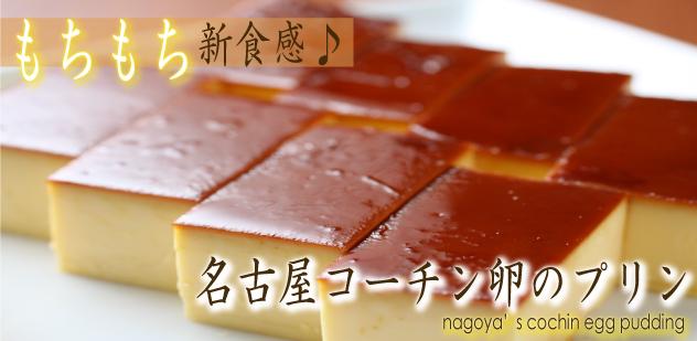 『冷蔵便』 名古屋コーチン卵のプリン ~プレーン~