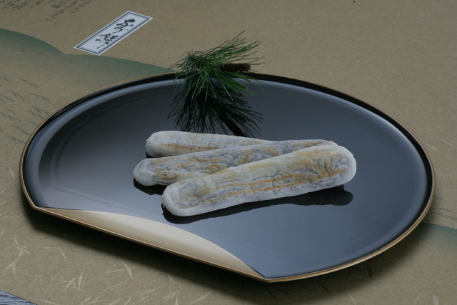 なが餅 7個(竹紙包み)