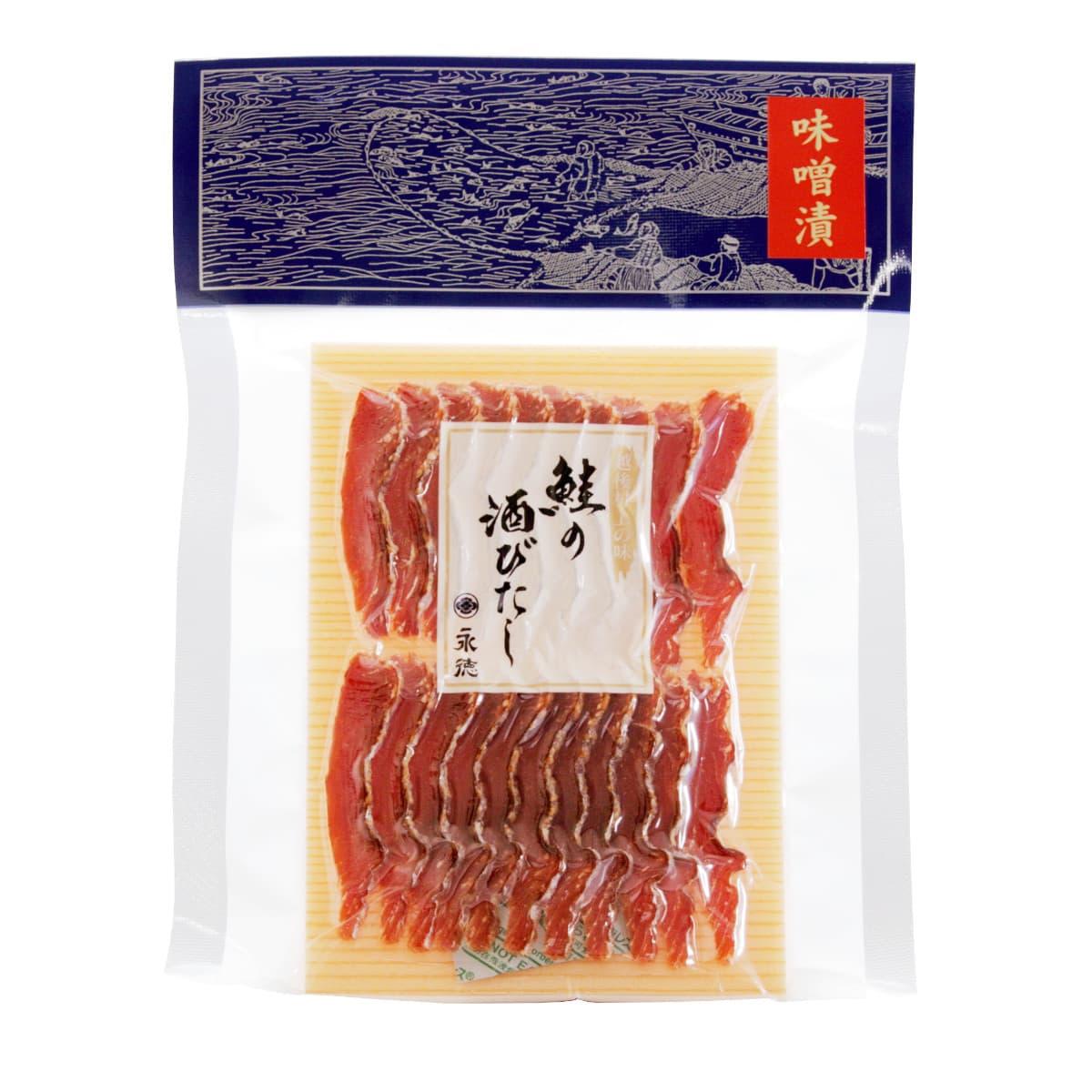 鮭の酒びたし味噌漬 30g