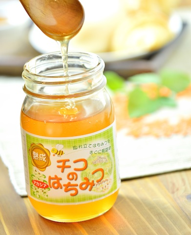niccori商品番号20[ 一の滝養蜂園 ] チコのはちみつ/RSP004