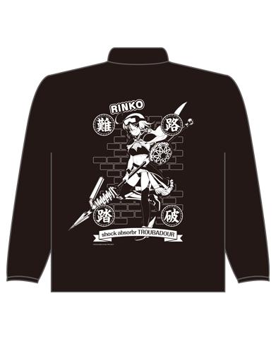 Fantasyウィンドブレーカー 黒(りんこver)