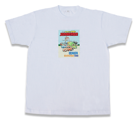 VWs TシャツVol.1 Jamboree1st model
