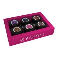 PREGEL プリムドール ファーシリーズ 6色セット