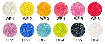 ミラージュ カラーパウダー N/WP&CP 12色セット
