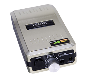 URAWA ミニター(ネイルフィニッシャー) G3プッシャー付  シャンパンゴールド