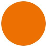 フルーリア カラーパウダー OR-M オレンジ 4g