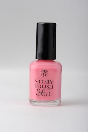 STORYPOLISH365 ネイルカラー ピンク(SP-02)【検定対応】