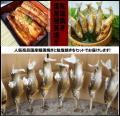 鮎塩焼き,国産鰻蒲焼きセット(2人前,3人前,5人前選択頂けます:簡易包装)