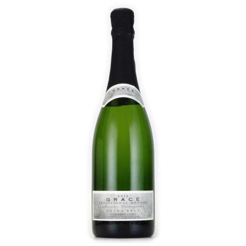 グレイス エクストラ・ブリュット ブラン・ド・ブラン 2012 中央葡萄酒 日本 山梨 白ワイン 750ml