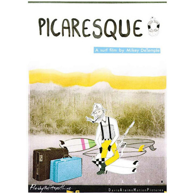 【PICARESQUE】 DVD ピカレスク マイキー・ディテンプル