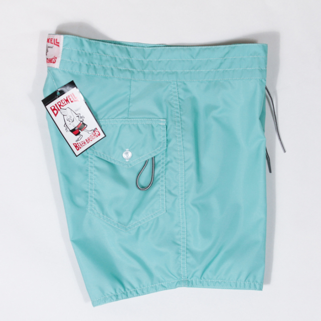 "BIRDWELL #310(14.5~18"" length) BEACH BRITCHES SHORTS 「AQUA」"