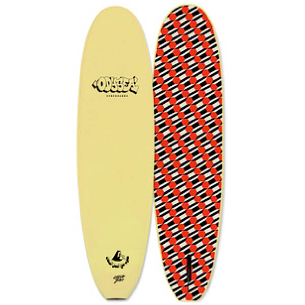 "ODYSEA The PLANK 7'0"" BARRY MCGEEモデル Single fin【即納可能】"