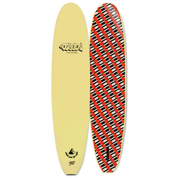"ODYSEA The PLANK 8'0"" BARRY MCGEEモデル Single fin【即納可能】"