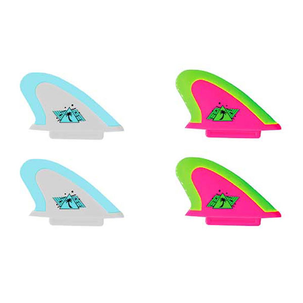 BEATER PRO SAFETY EDGE KEEL TWIN SET