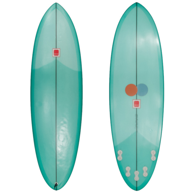 "【中古優良品】 CANVAS POINT5 5'7 1/2"" x 19-1/8"" x 2-3/8""  【商品グレード】★★★☆☆"