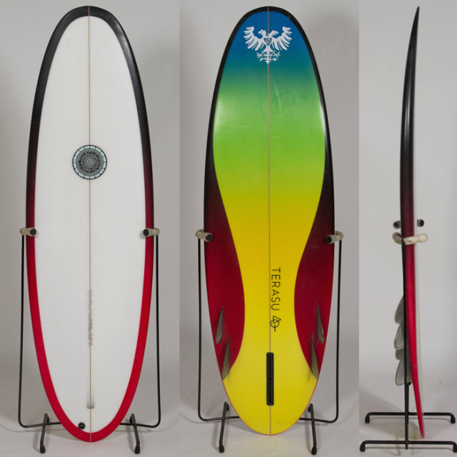 "【中古優良品】TYLER WARREN  DISC BONZER 5'3"" x 18-3/4"" x 2-5/16"" for NAKI 【商品グレード】★★★☆☆"