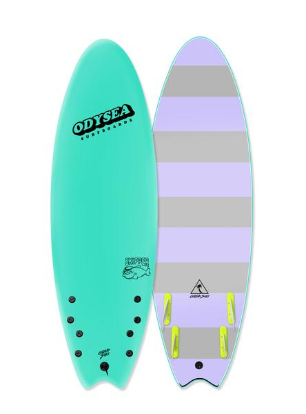 "ODYSEA 2017 SKIPPER FISH 6'0"" TURQUOISE※4月入荷予定"