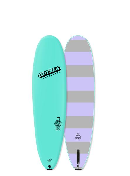 "ODYSEA The PLANK 7'0"" Single fin / TURQUOISE 【5月入荷予定】"