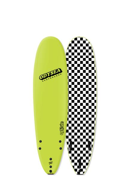 "2017 ODYSEA LOG 7'0"" TRI FIN / ELECTRIC LEMON 【6月入荷予定】"