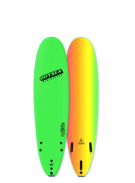 "2017 ODYSEA LOG 7'0"" TRI FIN / NEON GREEN 【4月入荷予定】"