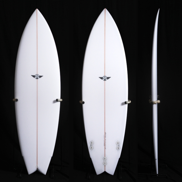 "DREAM CRUSHER  5'8"" x 19-3/4"" x 2-3/8""  DC160617"