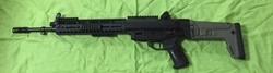 アームズマガジン2015年1月号掲載 89式小銃用MASADAストック用アダプター 先進軽量化小銃