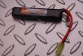 HORESON製 1100mAh 7.4V25C LiPoバッテリー(ストックイン)