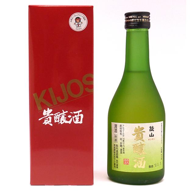 談山 貴醸酒 (300ml) 談山神社のふもとで生まれた由緒ある酒蔵 -西内酒造- ≪奈良の地酒/日本酒≫