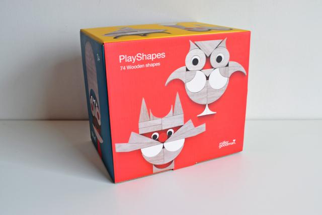 PlayShapes