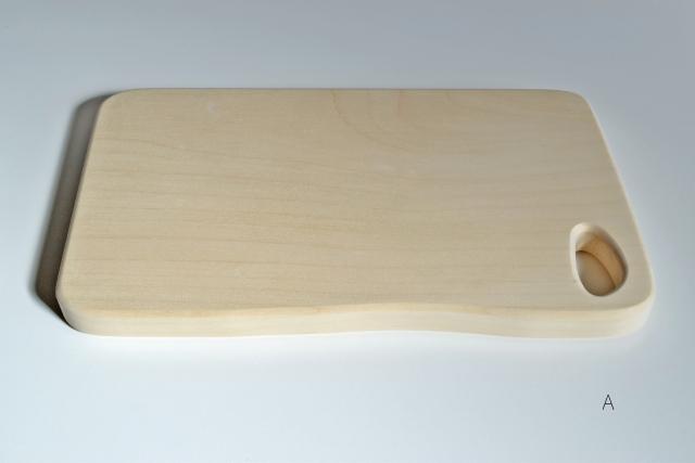 いちょうの木のまな板