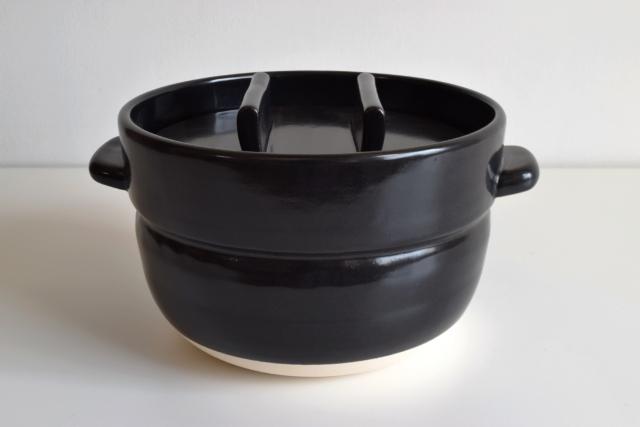 [かもしか道具店] ごはんの鍋 3合