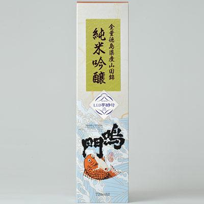 鳴門鯛 純米吟醸 720ml