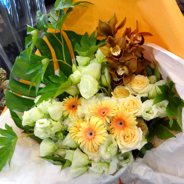 7月の花「トルコギキョウ」おすすめフラワーギフト