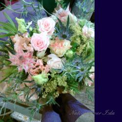 コンサートの花束 セルリアンブーティー 二子玉川の花屋