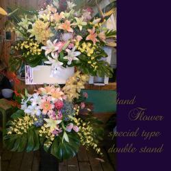 新装開店 お祝い花 スタンド花 東京 世田谷区 ネイティブフラワーイーダ