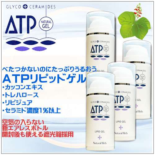 セラミド化粧水ATPゲルローションお得セット