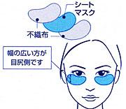 アイケアマスク上手な使い方