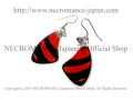�ڥͥ���ޥ� NECROMANCE�ۥꥢ��Х��ե饤�����ԥ��� Real Butterfly Wing Pierce ��٥˥��ӥ����ޥ����ƥ� ���¡� ij�� ��