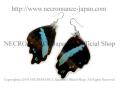 �ڥͥ���ޥ� NECROMANCE�ۥꥢ��Х��ե饤�����ԥ��� Real Butterfly Wing Pierce ���ꥢ���� ���¡� ij�� ��