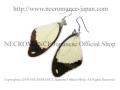 �ڥͥ���ޥ� NECROMANCE�ۥꥢ��Х��ե饤�����ԥ��� Real Butterfly Wing Pierce �㥪�����?���� ���¡� ij�� ��